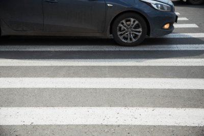 В Новокузнецке водитель Toyota насмерть сбил велосипедистку на «зебре»