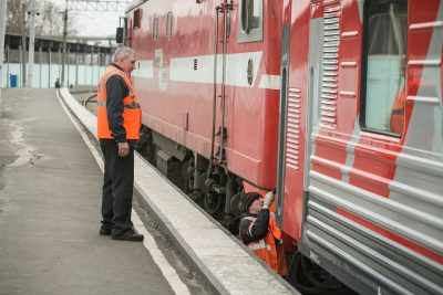 В Кузбассе пассажиров поездов бесплатно проверят на ВИЧ