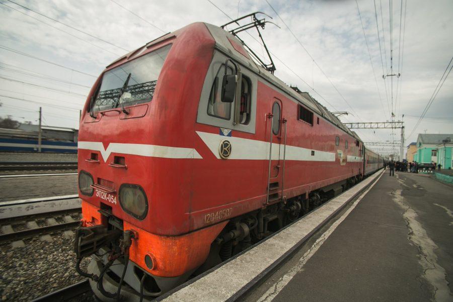 ВСочи под колесами поезда умер гражданин Кемеровской области