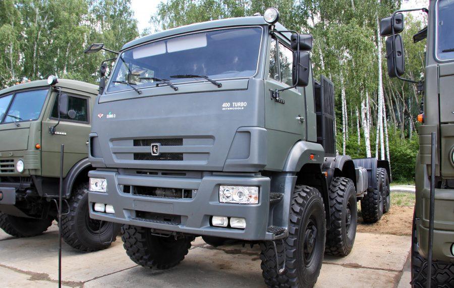 ВТБ предоставил ПАО «КАМАЗ» кредит в размере двух миллиардов