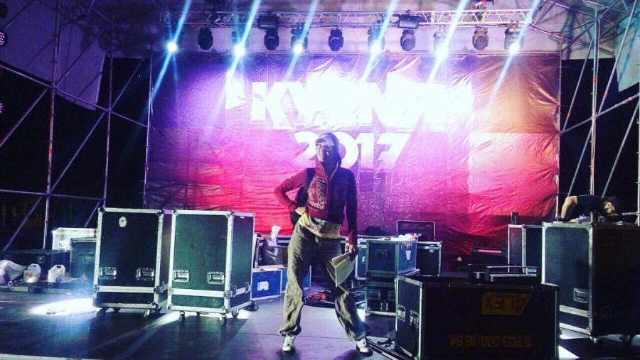 В Кузбассе проходит байк-шоу «KYZHЯ-2017»