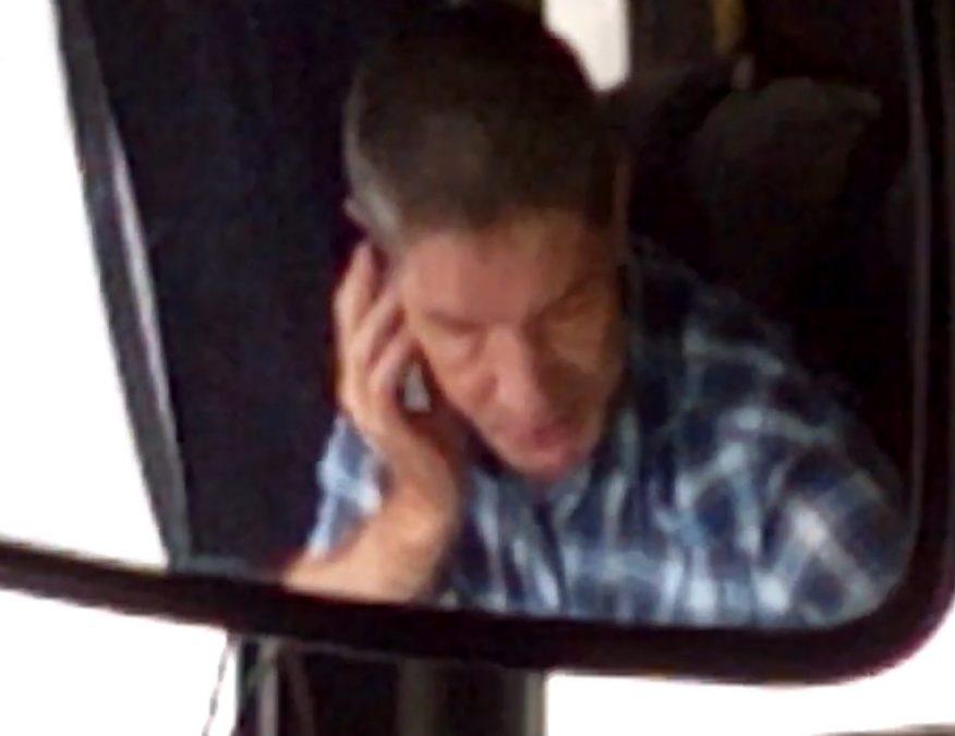 В Кемерове в рамках акции «Мобильный патруль» водителя маршрутки оштрафовали за нарушение ПДД