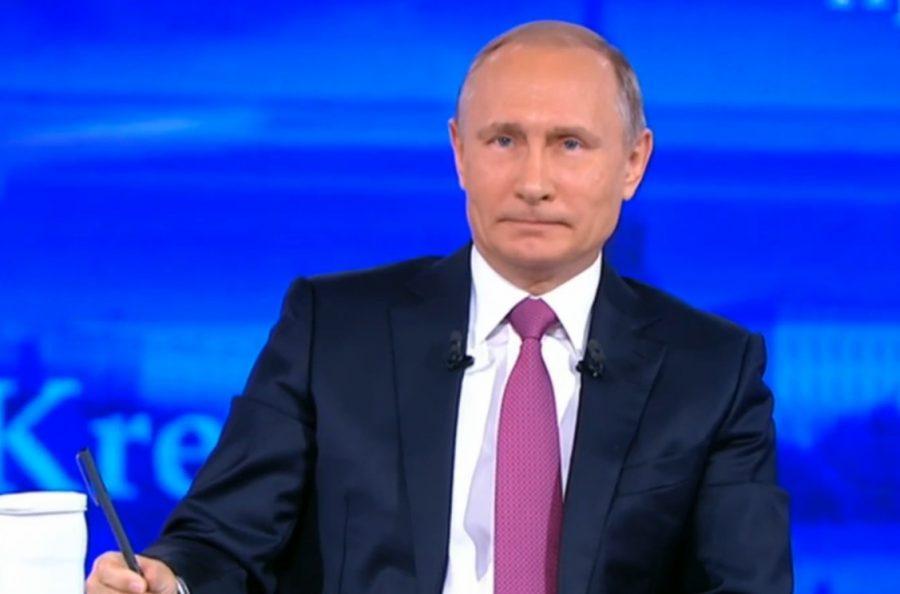 Путин заявил о росте экономики в России