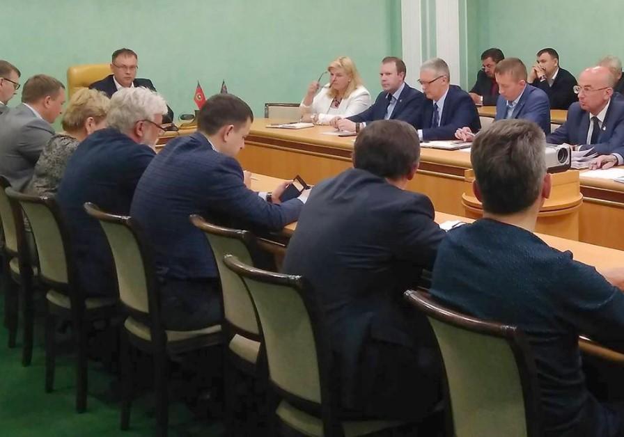 Руководитель Кемерова провёл совещание штаба поликвидации последствий урагана