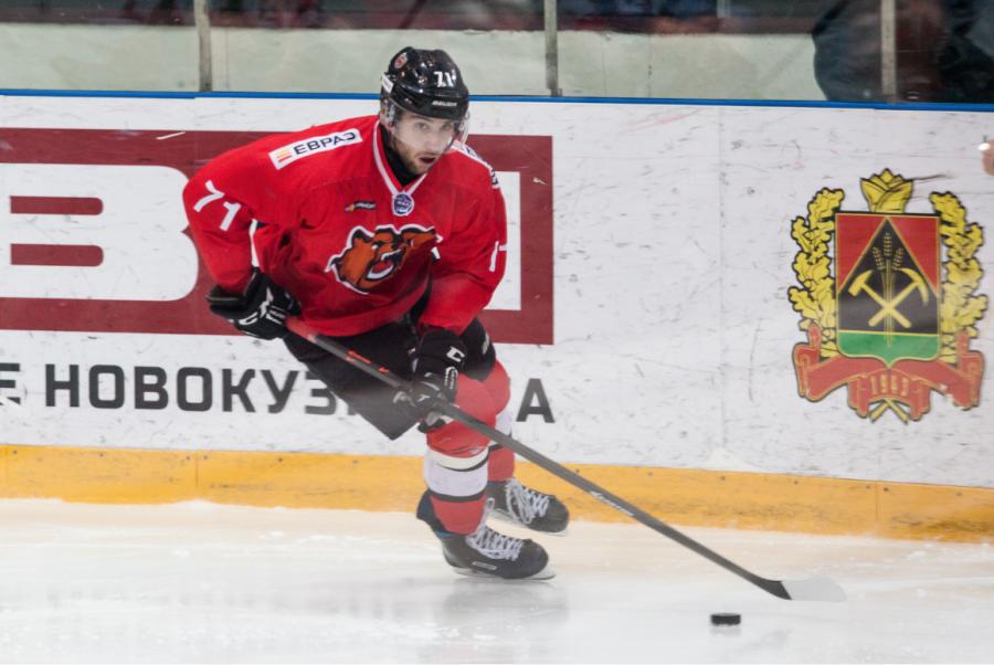 Новокузнецкий ХК «Металлург» подал документы для вступления в ВХЛ