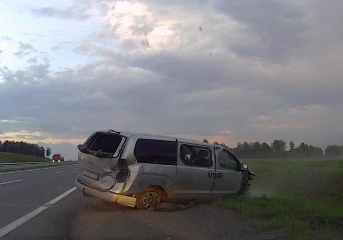 В Кузбассе будут судить владельца микроавтобуса за смертельное ДТП с футболистами
