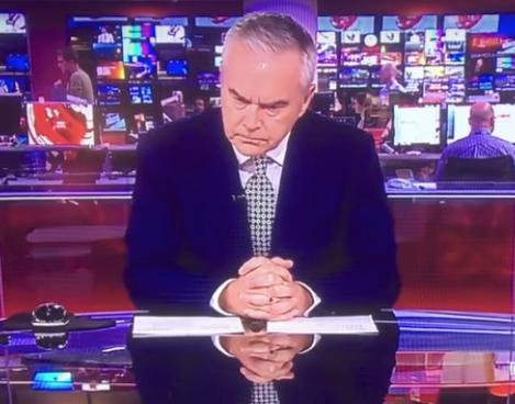 Видео: ведущий BBC напугал зрителей затяжным молчанием в прямом эфире