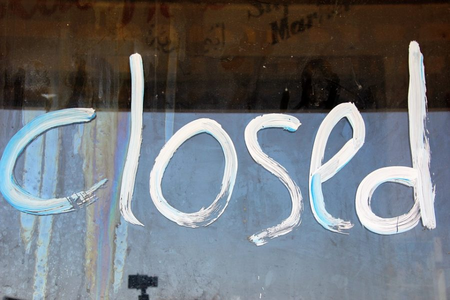 В Кузбассе закрываются магазины крупной продуктовой сети