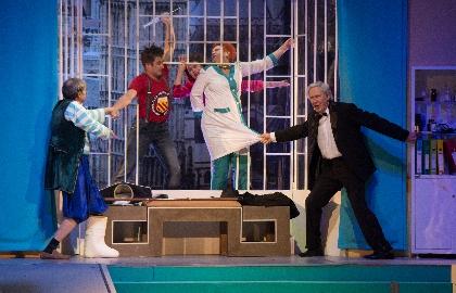 Кемеровский областной театр драмы завершит сезон спектаклем «Клиника»