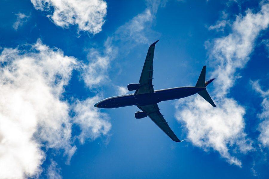 Пассажир самолета схвачен закурение наборту рейса Москва