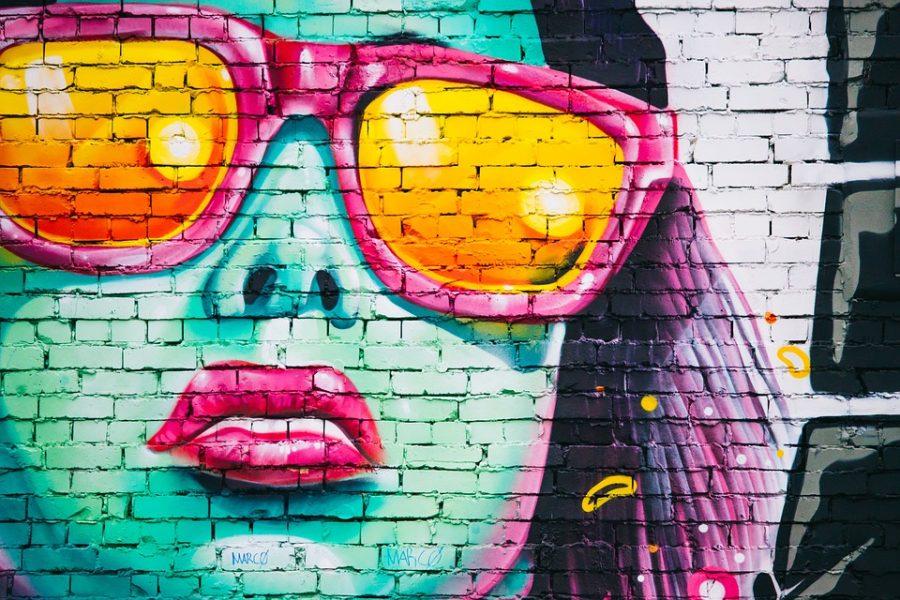 Работы кузбасских граффитистов на фестивале в Москве оценит Никас Сафронов