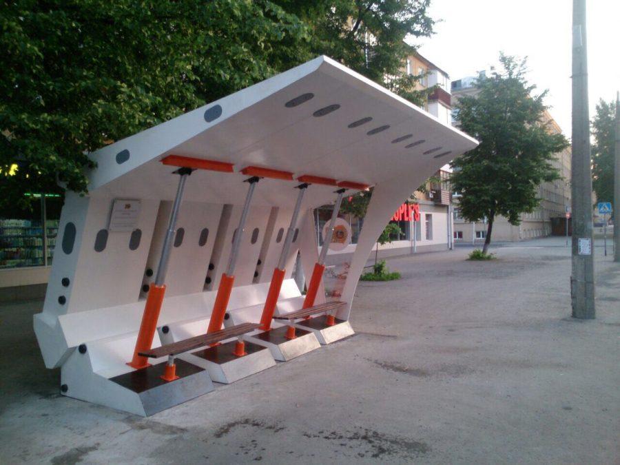 ВКемерове установили остановку ввиде механизированной шахтёрской крепи