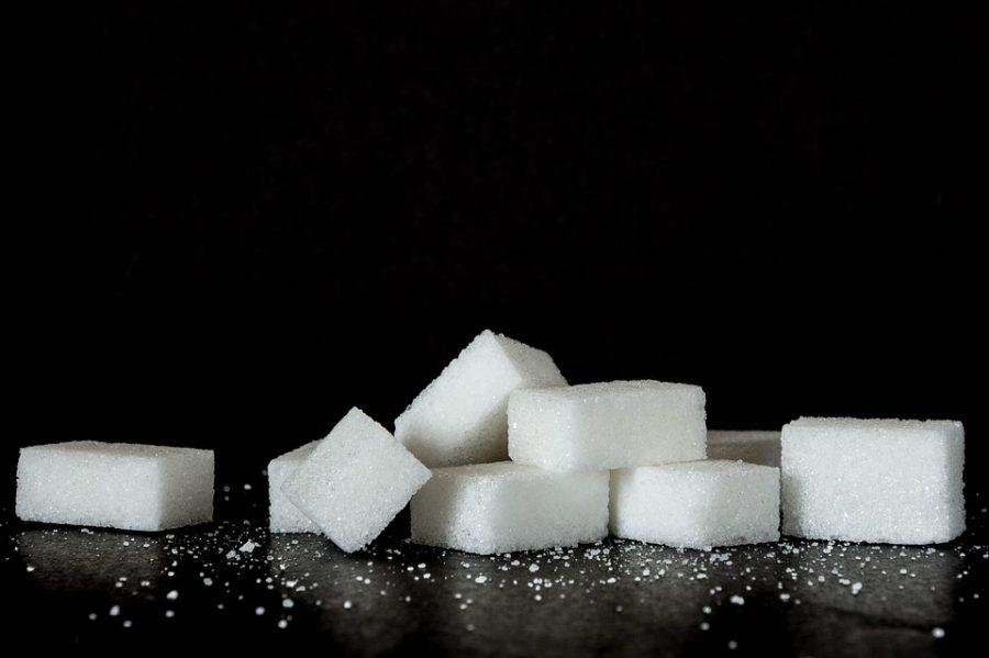 В Кузбассе сгорел склад с сахаром