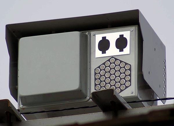 До конца июля в Кемерове появятся две новые камеры фотовидеофиксации