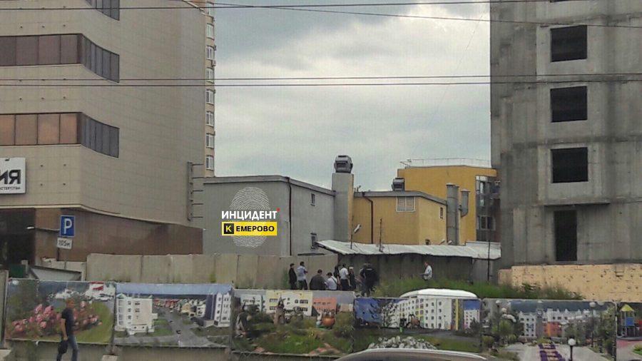 В Центральном районе Кемерова на стройке нашли труп