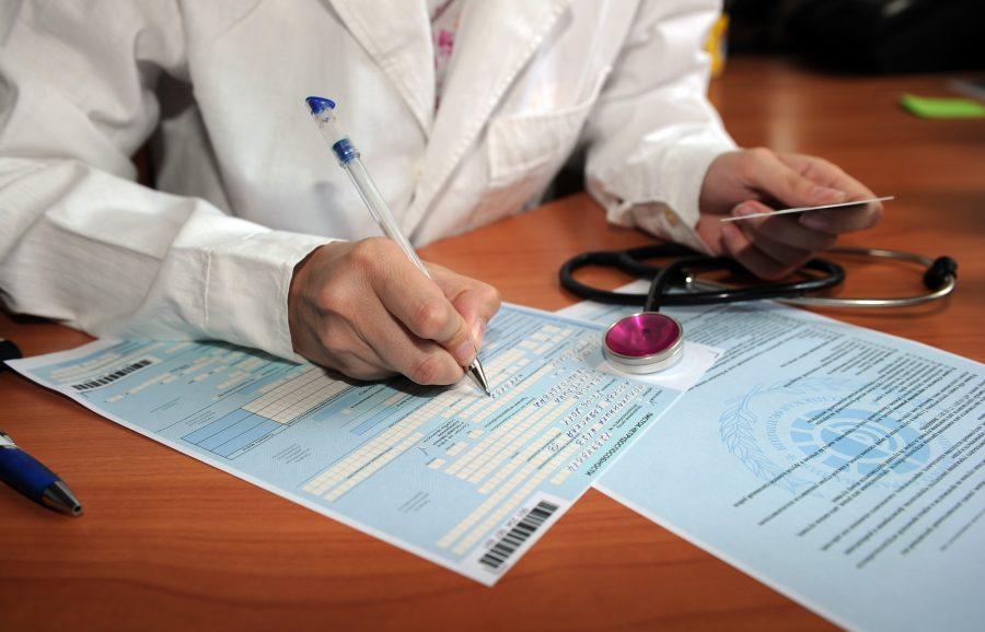 Кузбассовцам начали выдавать электронные больничные листы
