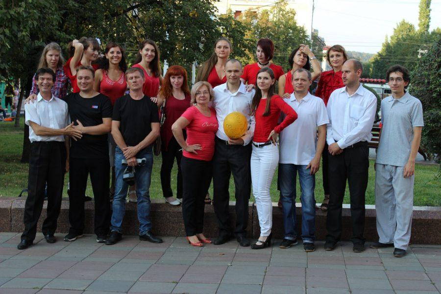 Кемеровчан зовут поучаствовать во всероссийском танцевальном флешмобе