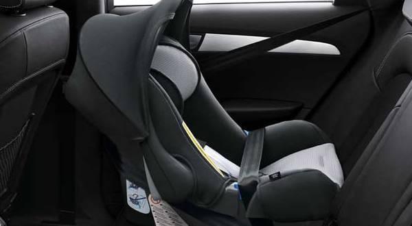 В России изменились правила перевозки детей в авто