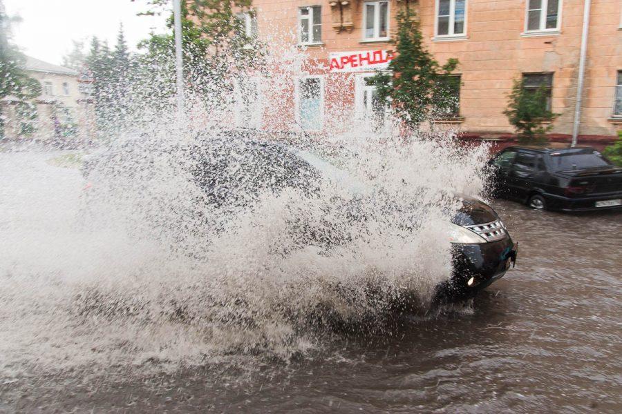 Синоптики: жаркие дни в Кузбассе ещё будут, но не на этой неделе