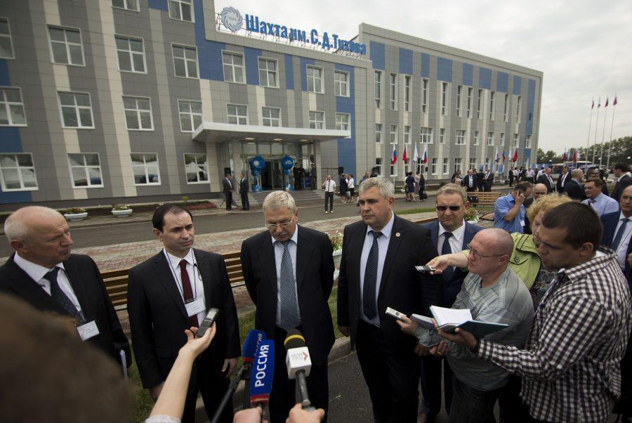 В Кузбассе в один день открыли две шахты