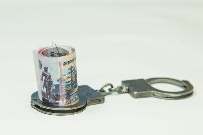 За год в Кузбассе средний размер взятки вырос в 6 раз и составил полмиллиона рублей