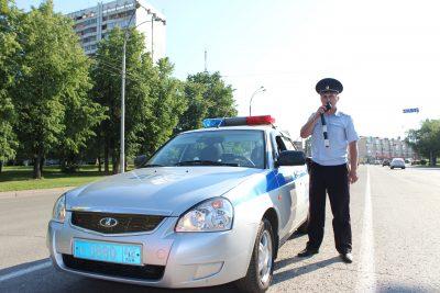 В ГИБДД Кемерова требуются инспекторы ДПС