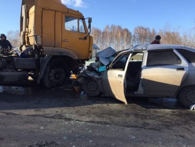 Водитель КамАЗа проведёт четыре года в колонии за ДТП с пятью погибшими в Кемерове