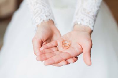 В июне кузбассовцы стали чаще вступать в брак