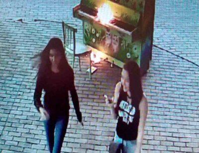 В Новокузнецке полиция ищет злоумышленниц, спаливших пианино в арт-сквере