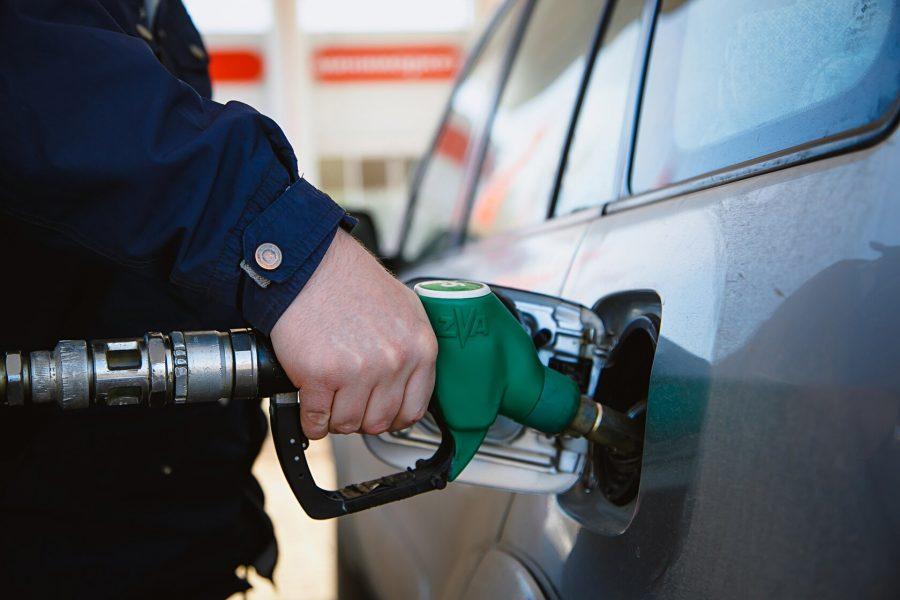 Сколько стоил бензин в Кемерове в середине июля