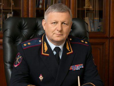 Путин уволил главу кузбасского ГУ МВД, а также его заместителя