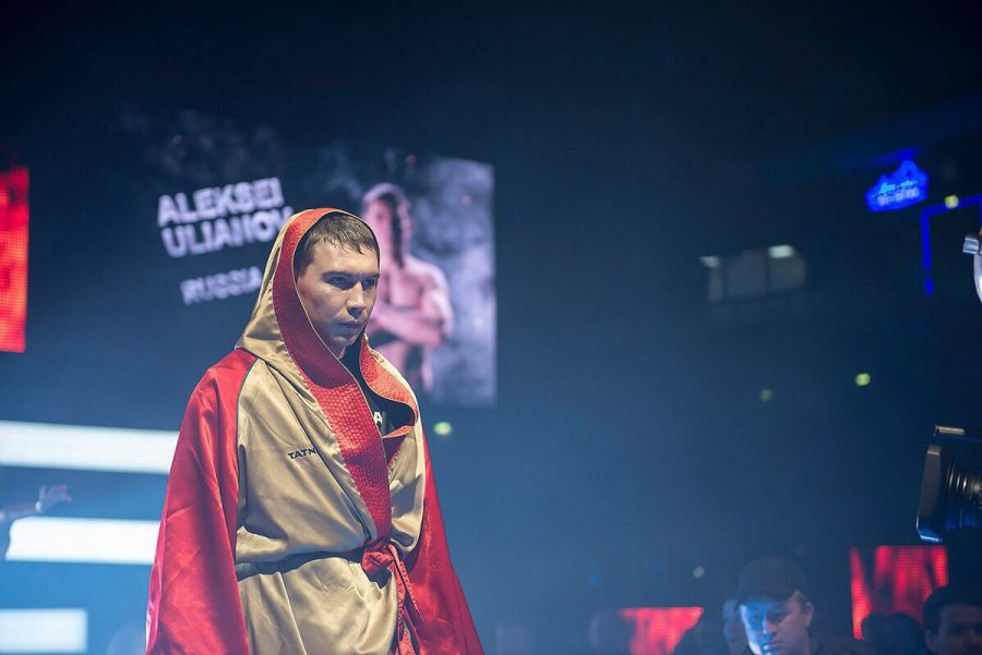 В турнире по кикбоксингу в Нью-Йорке Кузбасс представит Алексей Ульянов