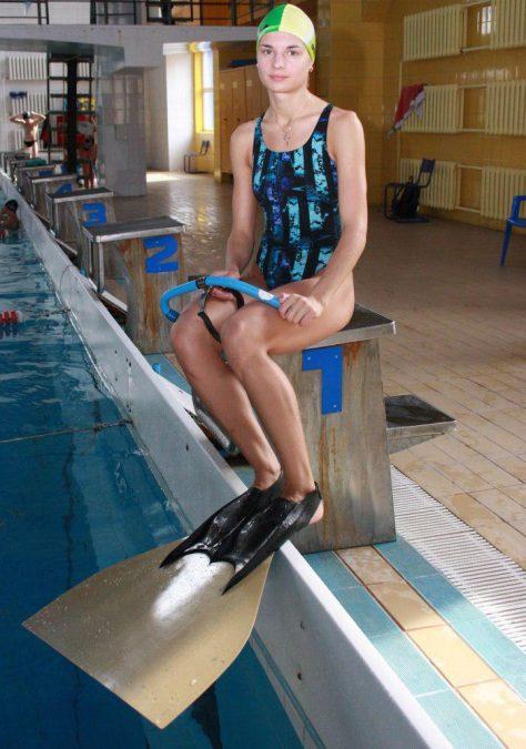 Кузбасская пловчиха установила мировой рекорд на чемпионате Европы