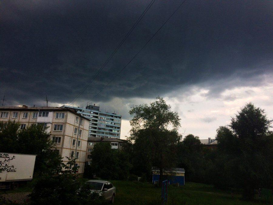 Последняя неделя июля в Кузбассе будет жаркой и дождливой