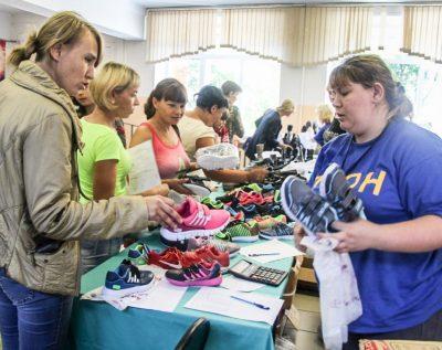 Более полутора тысяч кузбасских семей получили материальную поддержку к 1 сентября