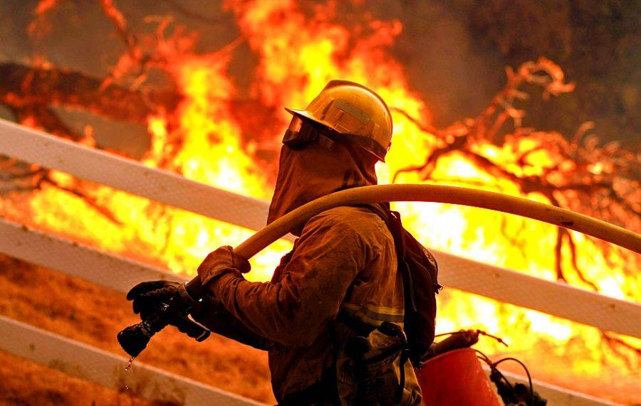 За сутки в Кузбассе произошло пять пожаров