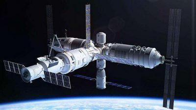 Китайская орбитальная станция упадёт на Землю в 2018 году