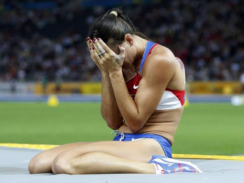 Медаль русской легкоатлетки Соболевой сЧМ-2007 передали украинке Лищинской