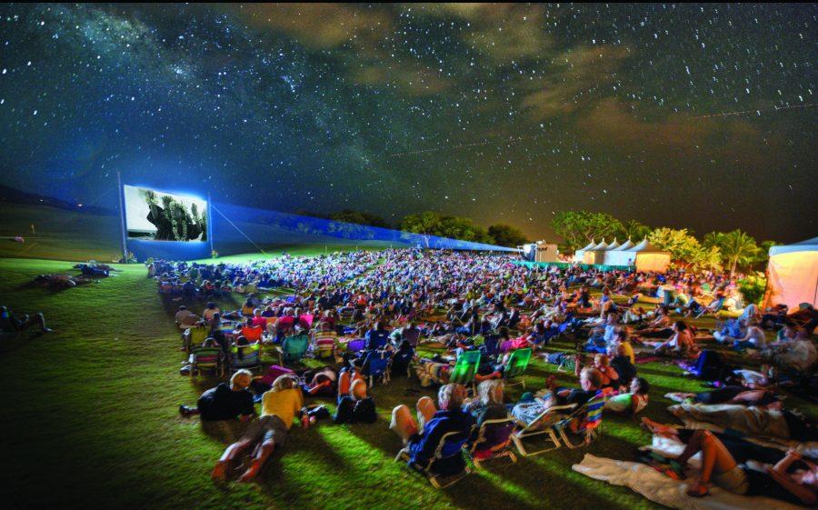 В Кемерове пройдёт ночь кино под открытым небом