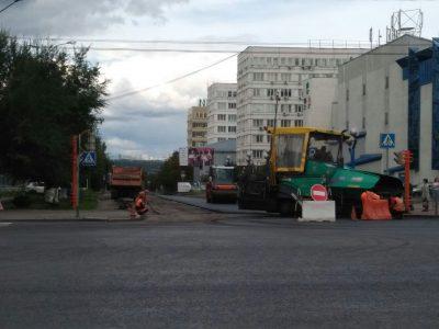 В Кемерове открыли движение по Центральному проезду