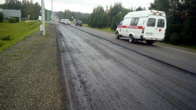 В Кемерове подрядчику придётся переложить 1500 «квадратов» асфальтобетона