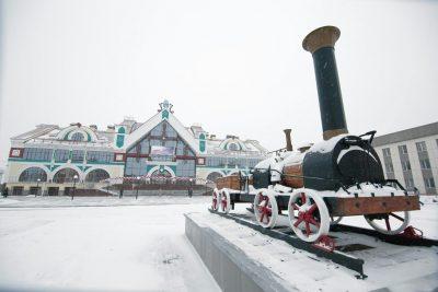 РЖД оштрафовали за эксплуатацию здания железнодорожного вокзала в Белове без разрешения