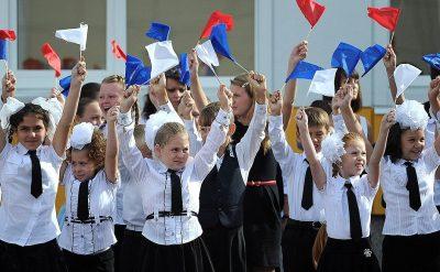 В День знаний в Кузбассе общественный порядок будут охранять около 2000 полицейских