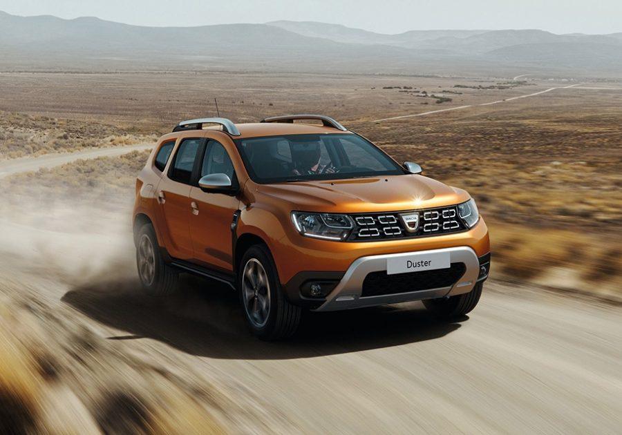 В Renault рассекретили новое поколение кроссовера Duster