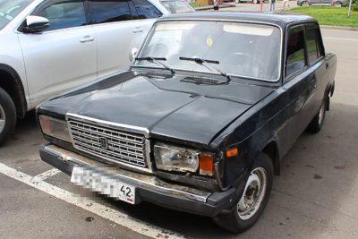 В Кемерове задержали водителя ВАЗа, который насмерть сбил пешехода и скрылся с места ДТП