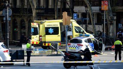 Установлена личность водителя фургона, сбившего пешеходов в Барселоне
