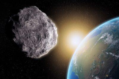 Крупнейший в истории наблюдений астероид приближается к Земле