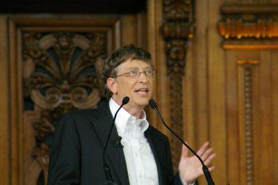 За последние 17 лет Билл Гейтс впервые пожертвовал крупную сумму