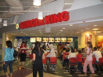 Первый кемеровский Burger King открыли в ТРЦ «Зимняя Вишня»