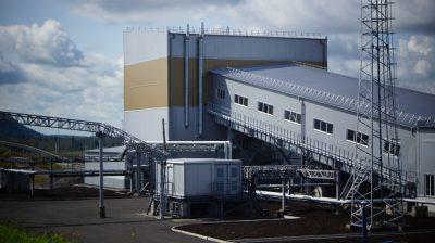 В Кузбассе запустили первую очередь шахты «Увальная»